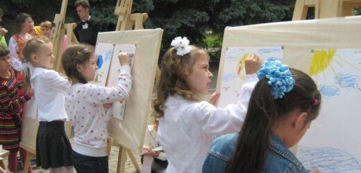 Конкурс:Дети рисуют музыку Назиба Жиганова