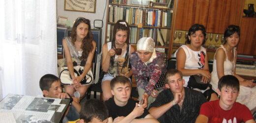 Молодёжь из Уральска Казахстан