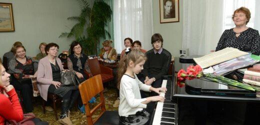 Музыкальное приношение