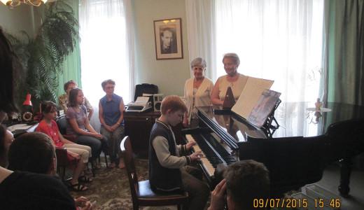 Праздник «День семьи» из цикла «В гости к Назибу Жиганову»
