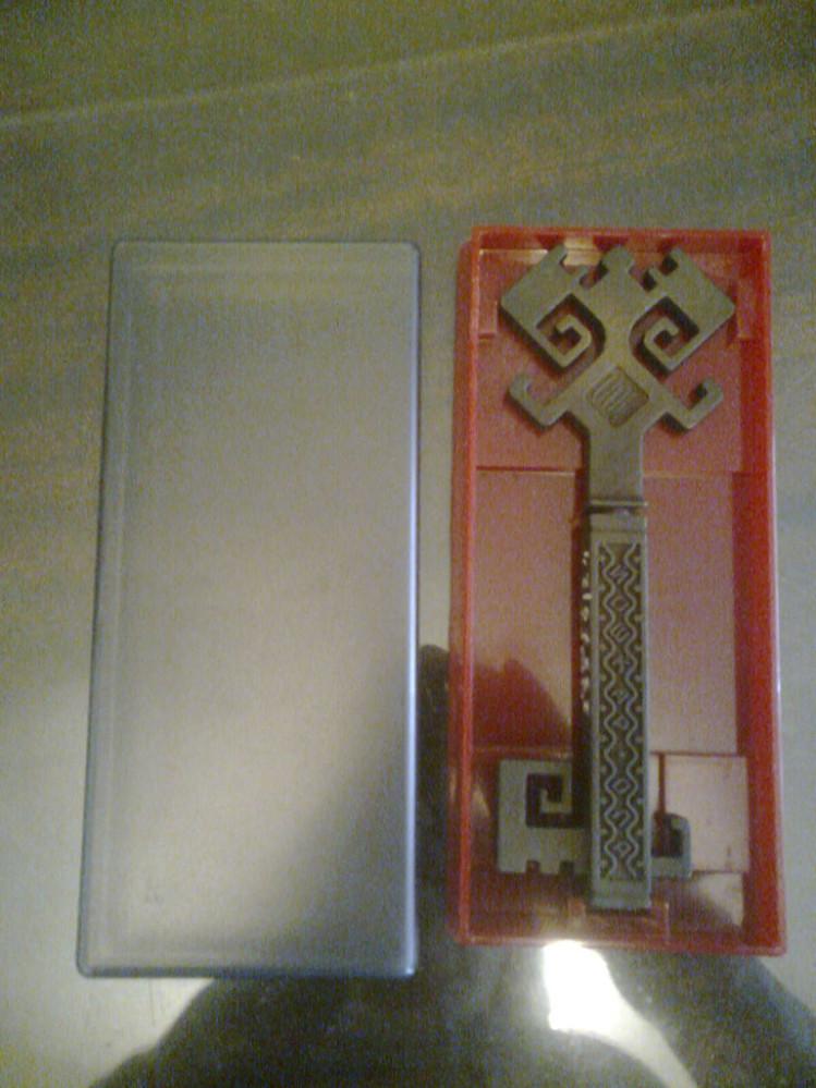 Сувенир «Ключ декоративный»
