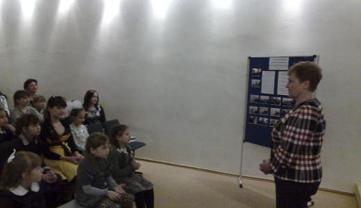 Выездные мероприятия Музея композитора Назиба Жиганова в рамках «Музейной весны – 2016»
