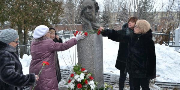 День рождения композитора Назиба Гаязовича Жиганова