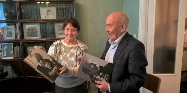 «Творческая встреча с Народным поэтом Татарстана Равилем Файзуллиным»