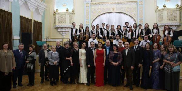 Участие в Всероссийском театральном фестивале «Видеть музыку»