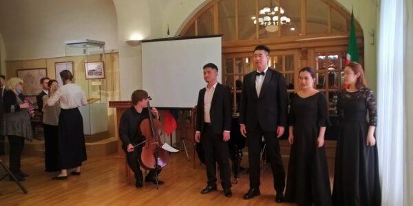 XIX Фестиваль татарской хоровой музыки