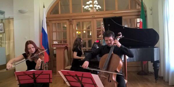 «Казанское трио» в Национальном музее Республики Татарстан